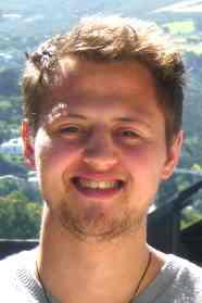 Photo of  Elliot Munro.