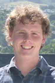 Photo of Matthew Chilcott.