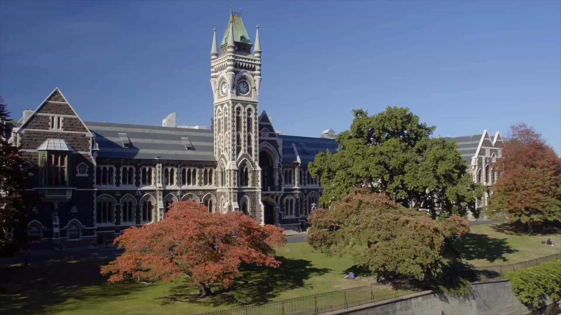 University Of Otago Celebrating 150 Years As New Zealands First