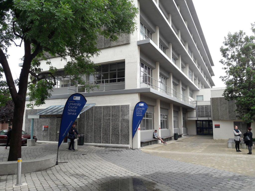 Arts Building exterior