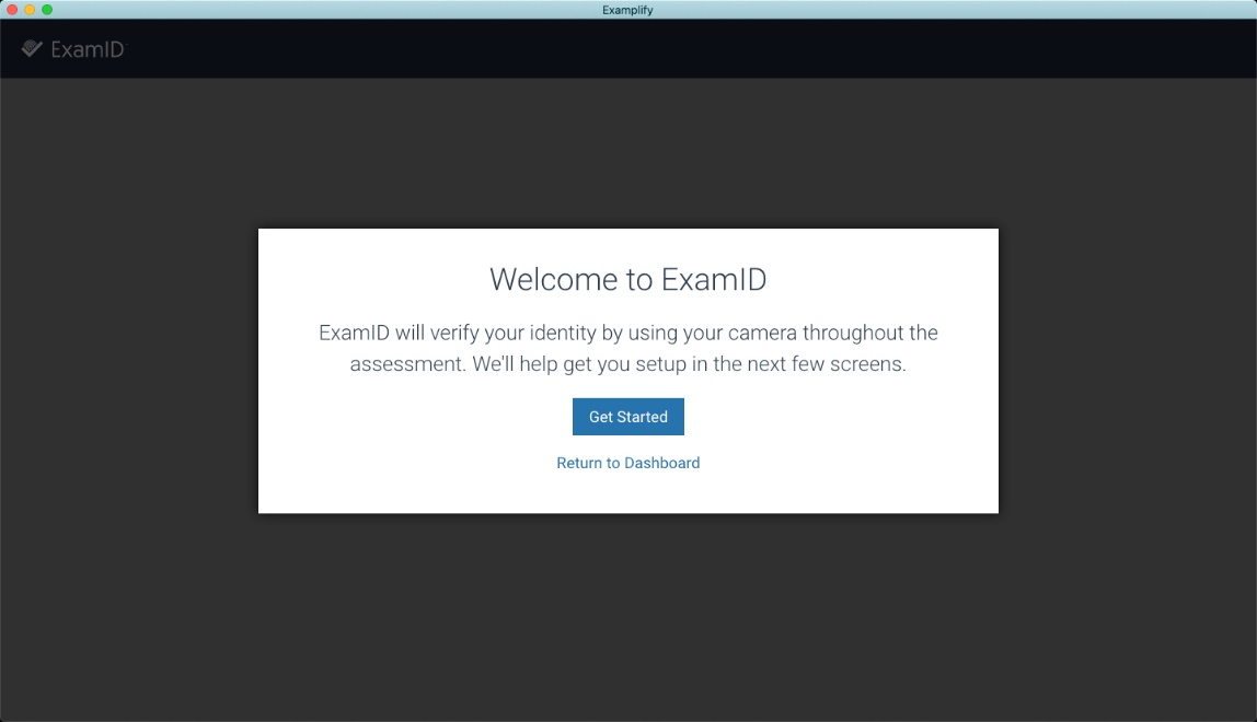 Welcome to ExamID page