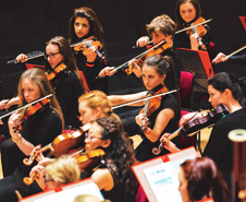 150th funds Performing Arts orchestra