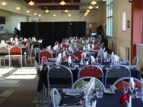 Arana dining room function
