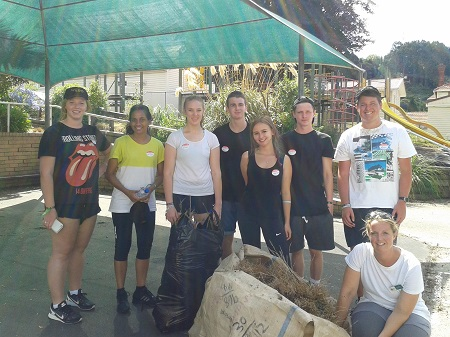 Caversham School Volunteering