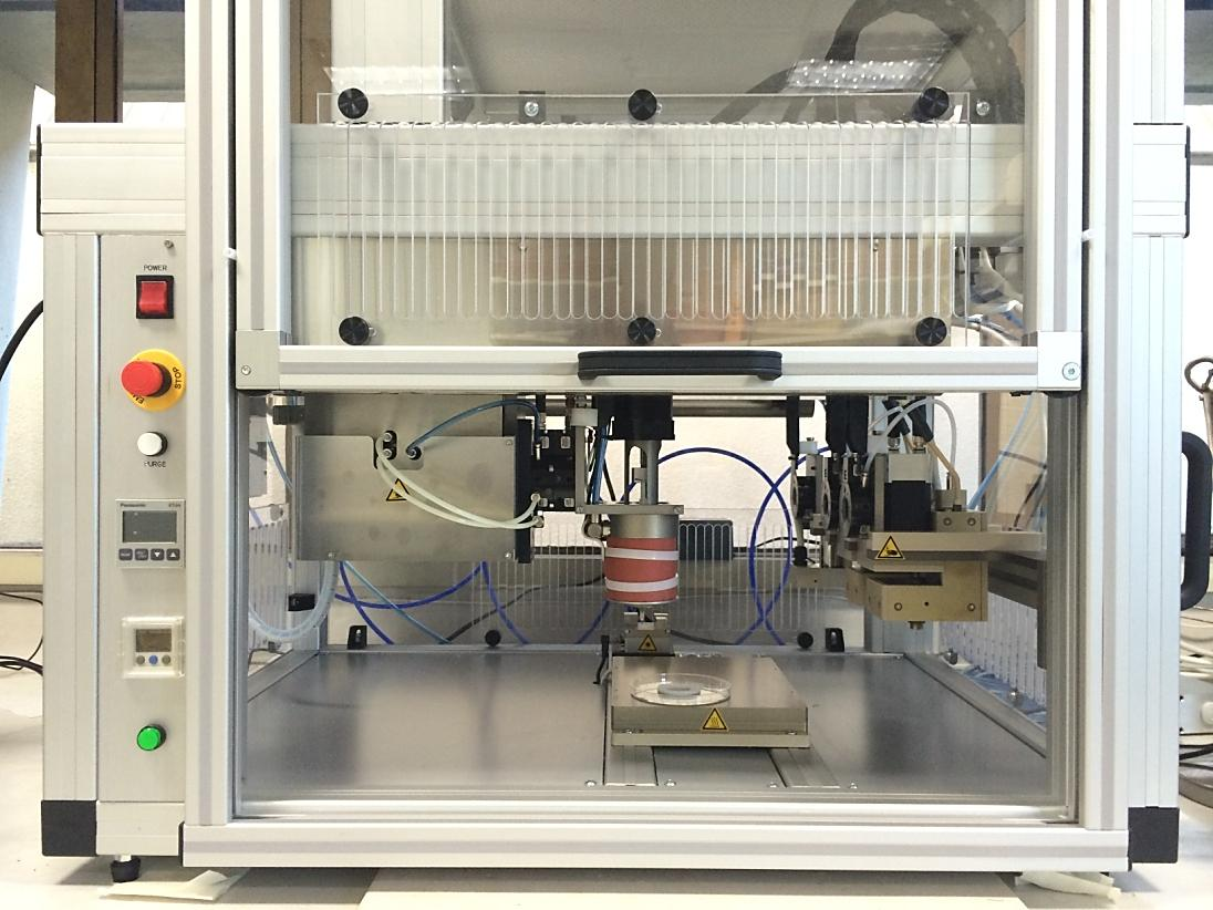 New 3D Bioprinter 2014