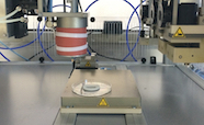 3D bioprinter in action thumb