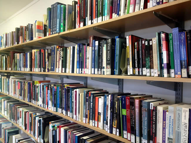 The Bioethics Centre Library