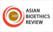 Asian Bioethics Review logo