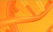 Orange DNA graphic thumbnail