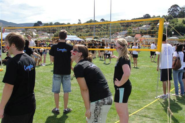 Carrington College at the Residential Colleges' Sports Day