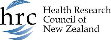 Health Research Council logo