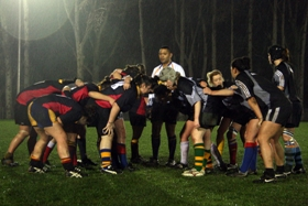 Cumby Women's Rugby Team