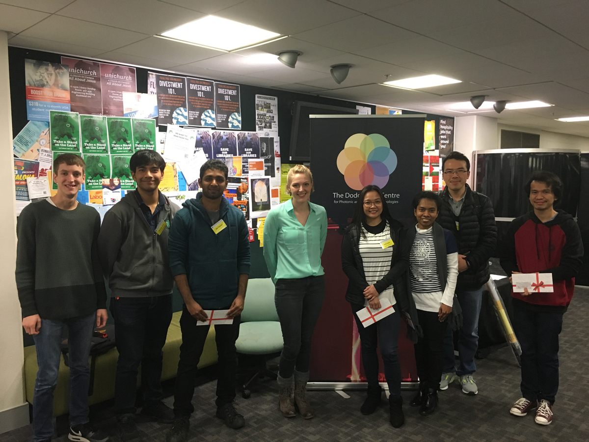 Otago science fair prizes ideas