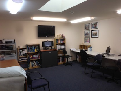 Clutha Health Student Room