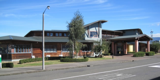 Dannevirke community hospital, Barraud Street