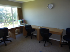 Rural Learning Centre study room