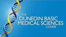 The Dunedin Basic Medical Sciences Course Logo