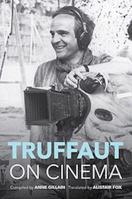 Truffaut on Cinema cover