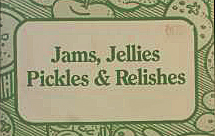 Jams, Jellies, Pickles & Relishes 1988