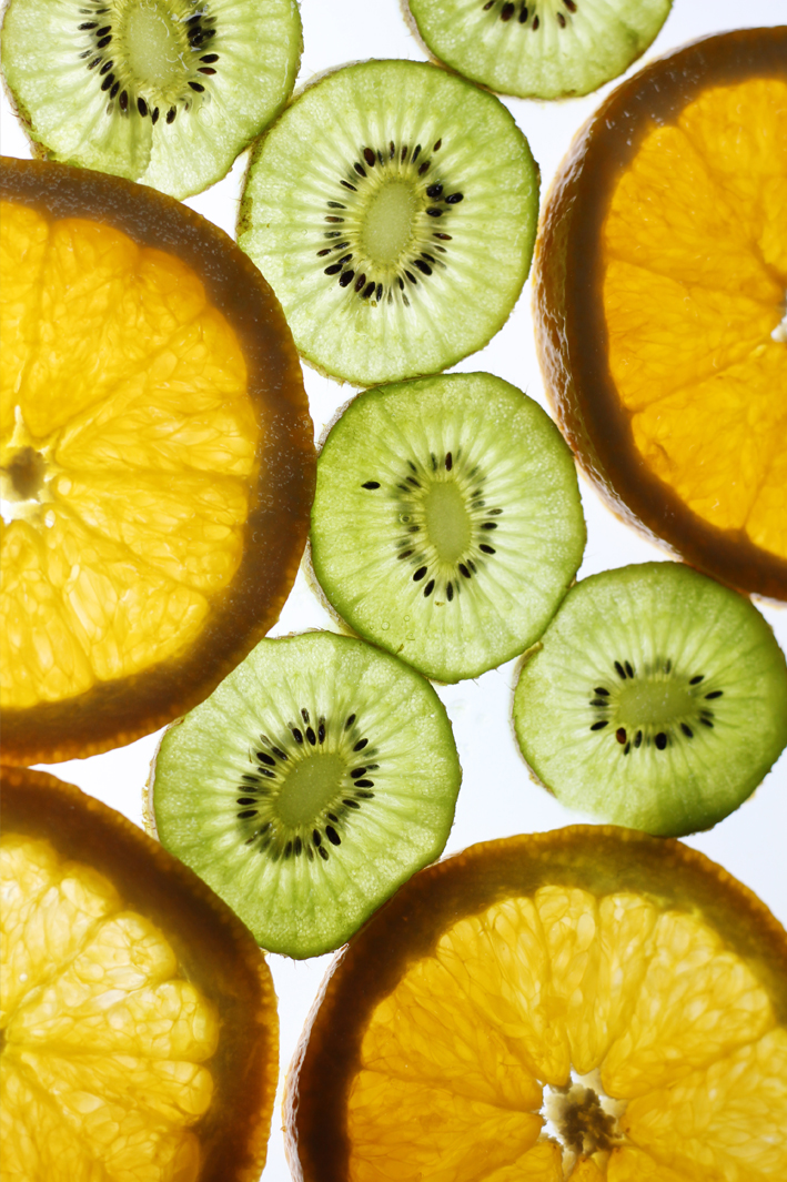 Kiwifruit and Orange