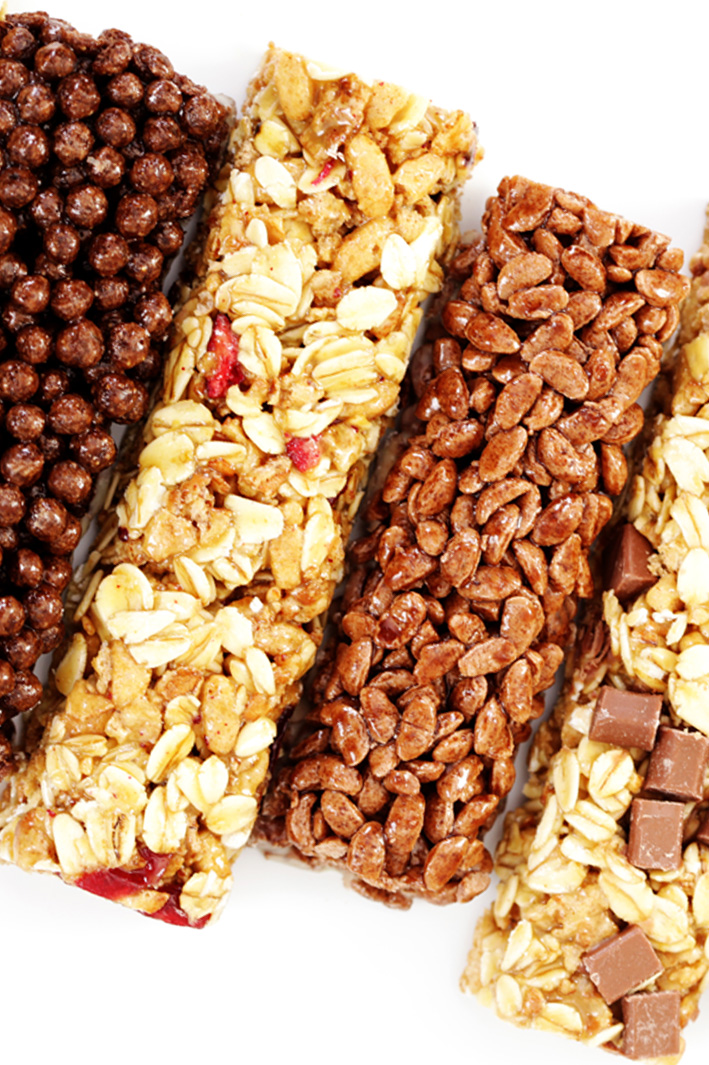 PDRC granola bars variation