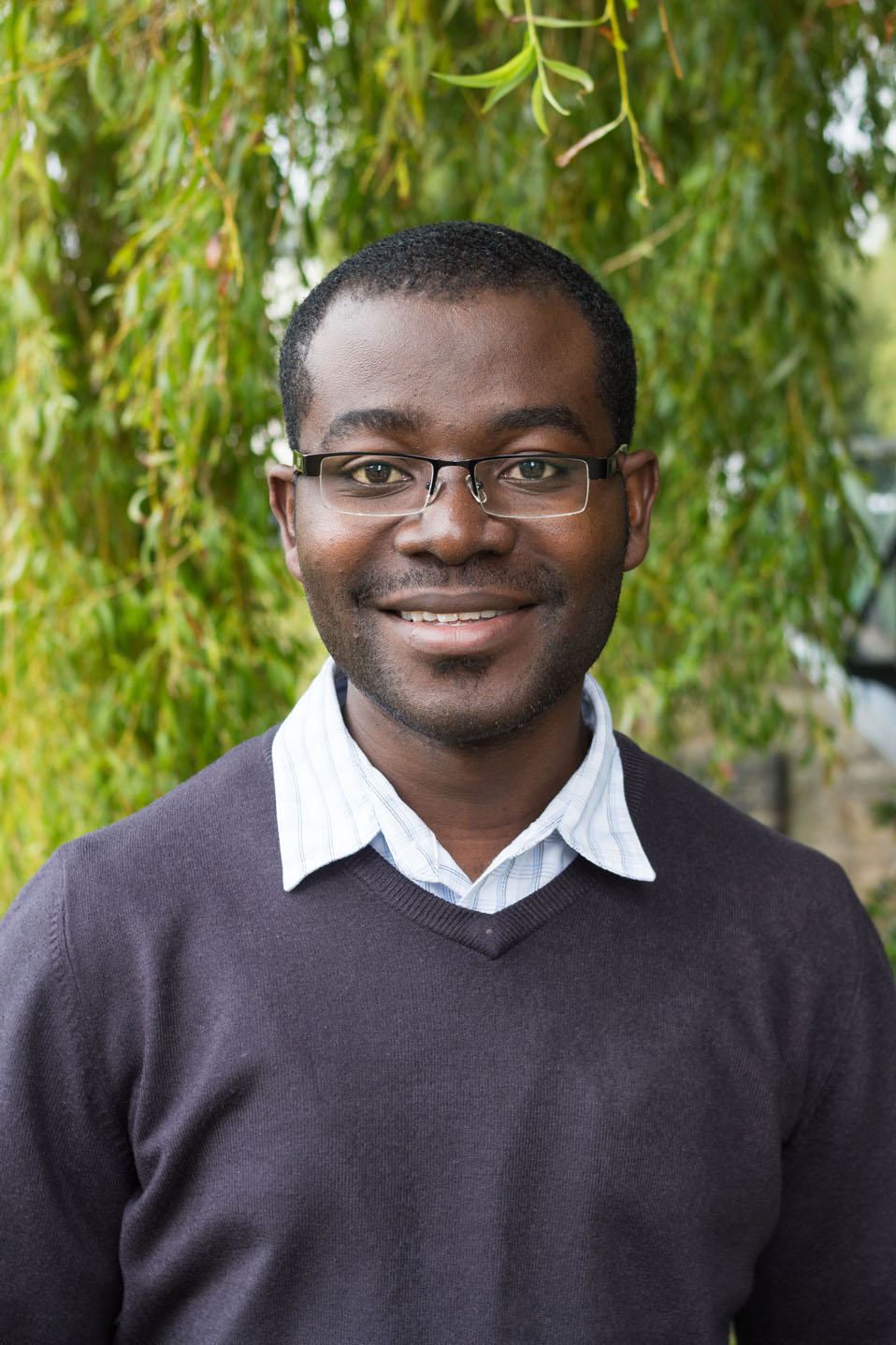 Dr Dominic Agyei staff photo