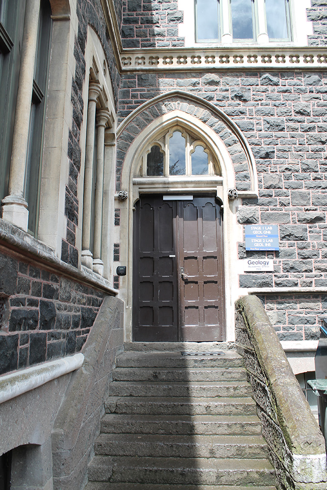 History Of The Department About Otago University Of Otago New Zealand