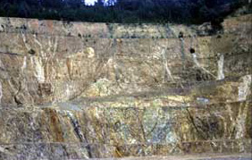 Epithermal Gold Deposits Associated With Volcanic Rocks