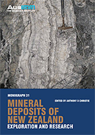 Monograph 31 - Mineral Deposits of New Zealand – Exploration and Research