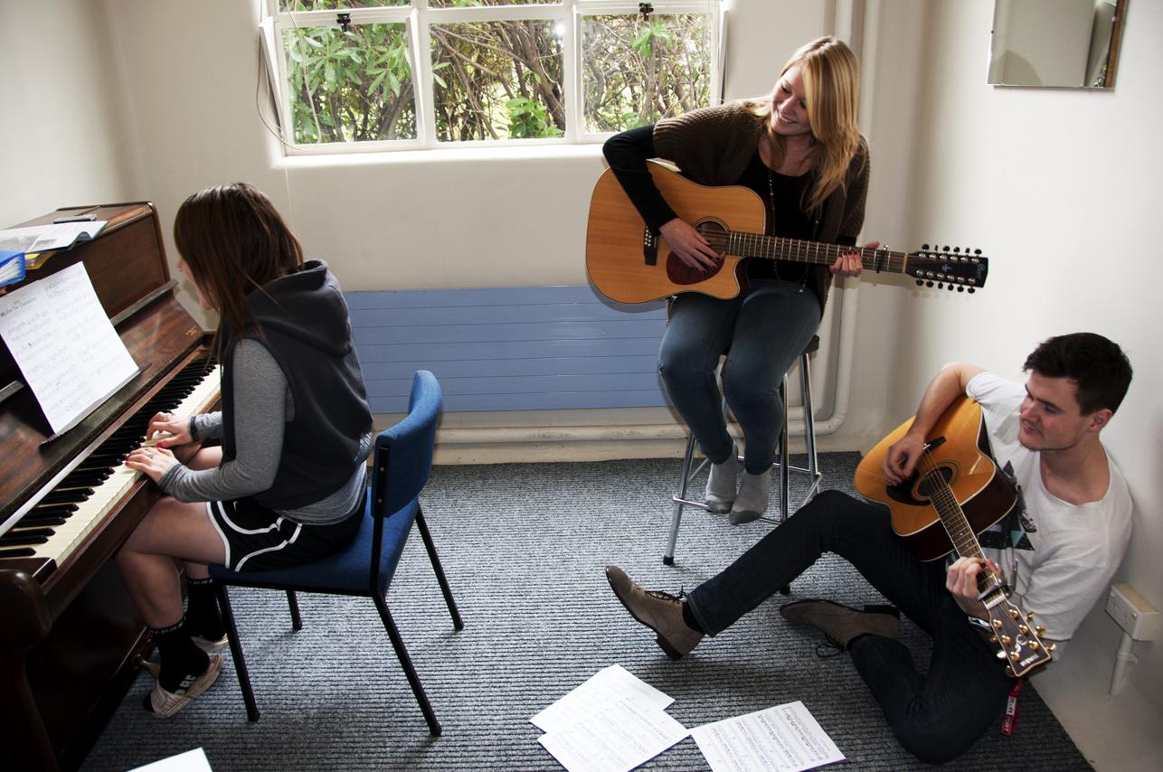 Music room rooms facilities hayward college