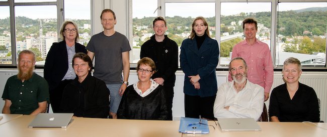 Humanities Academic Committee members image