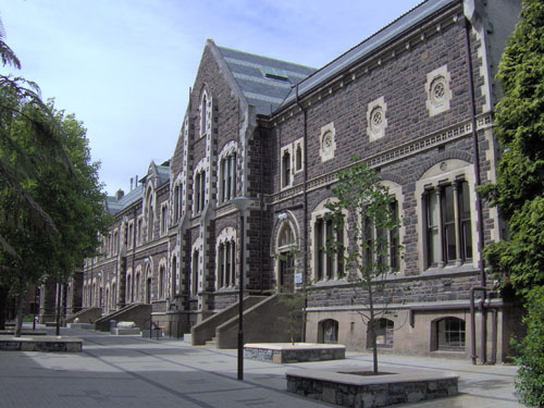 The Geology Building