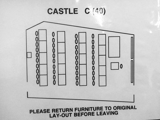 Castle C layout