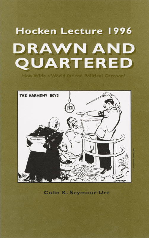 Hocken Lecture 1996 - Drawn and Quartered small
