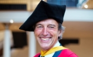 Graeme Hart in academic regalia thumbnail