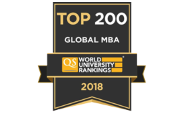 Top 200 Global MBA 2018