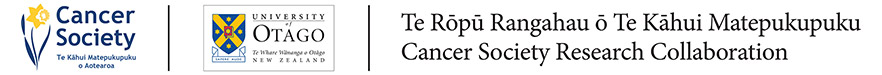 Cancer Society Research Collaboration logo