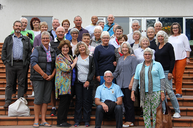 Physical Education Class of 1969 Reunion