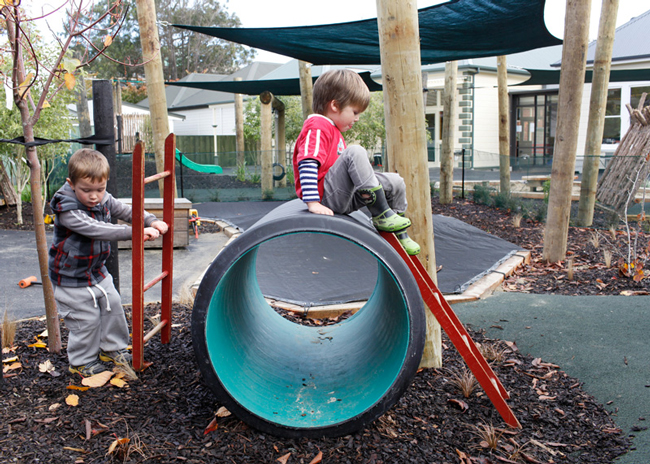 childcare playground image