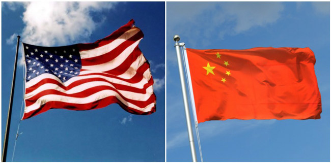US-and-Chinese-flag-collage-image