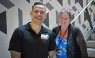 Dave-Letele-with-convenor-Lesley-Gray-thumb