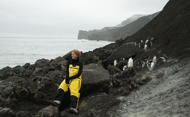 Otago's Marine Science growing Antarctic research links