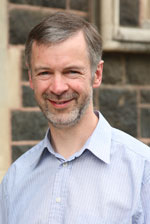 Photo of Professor Iain Lamont