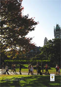 Campus Master Plan Cover.