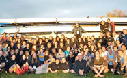 Full Otago Team at NZ Uni Rowing Champs thumbnail