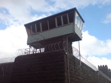 Mount Eden Prison Western Watchtower
