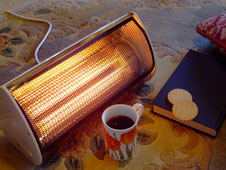 Electric heater image