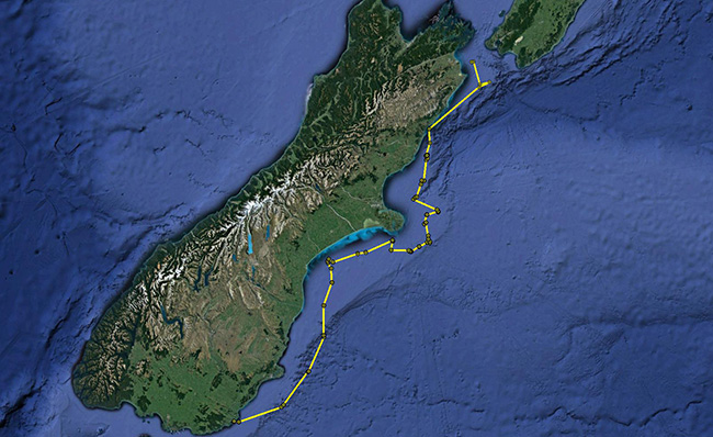 Takaraha South Island image