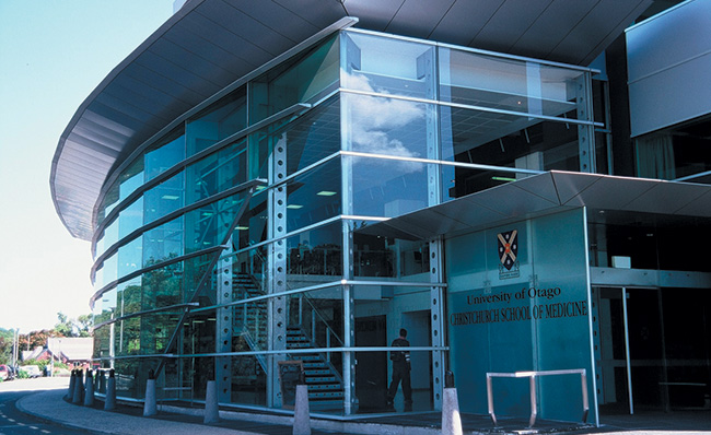 Christchurch campus image