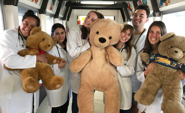 Teddy Bear Hospital team image
